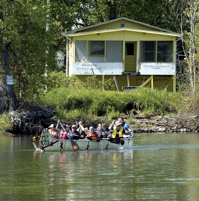 5 bonnes raisons de visiter la grande région de Sorel-Tracy en juillet! (3/5)