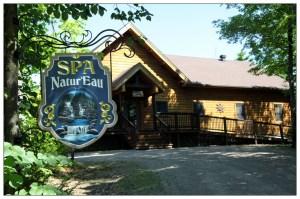 Natur'Eau Spa, à Mandeville